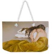 The Sleeping Beauty Weekender Tote Bag