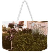 The Small Chapel On The Bay Weekender Tote Bag