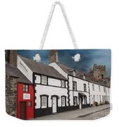 The Smallest House In Great Britain Weekender Tote Bag