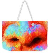 The Smell Of Color Weekender Tote Bag