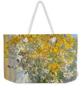 The Smell Of Summer Weekender Tote Bag
