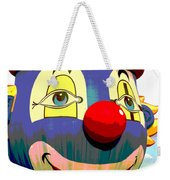 The Smile Weekender Tote Bag