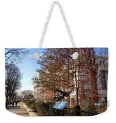 The Smithsonian Natural History Museum Washington Dc Weekender Tote Bag