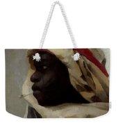 The Smoking Moor Weekender Tote Bag