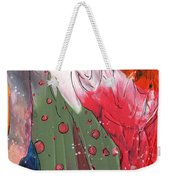 The Smoking Woman Weekender Tote Bag