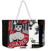 The Smugkroen Bar Weekender Tote Bag