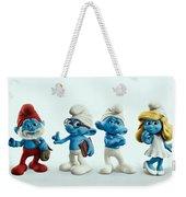 The Smurfs Movie Weekender Tote Bag