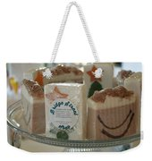 The Soap Bar Weekender Tote Bag