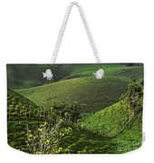 The Soft Hills Of Caizan Weekender Tote Bag
