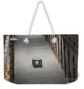 The Solitary Seat Weekender Tote Bag