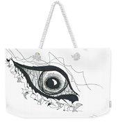 The Sorcerer's Divine Dance Of Infinite Divine Light Weekender Tote Bag