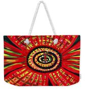 The Soul Of The Flower Weekender Tote Bag
