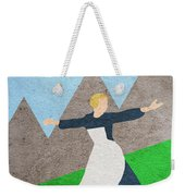 The Sound Of Music Weekender Tote Bag