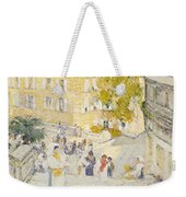 The Spanish Steps Of Rome Weekender Tote Bag