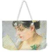 The Spanish Woman Weekender Tote Bag