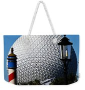 The Sphere Weekender Tote Bag