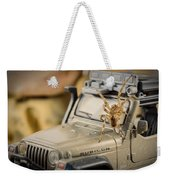 The Spider Series IIi Weekender Tote Bag