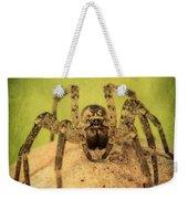 The Spider Series X Weekender Tote Bag