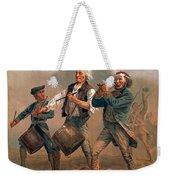The Spirit Of 76 Weekender Tote Bag by Granger