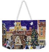 The Spirit Of Christmas Weekender Tote Bag