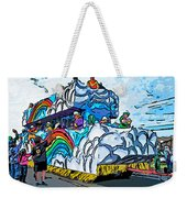 The Spirit Of Mardi Gras Weekender Tote Bag