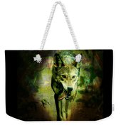 The Spirit Of The Wolf Weekender Tote Bag