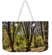 The Spring Forest Weekender Tote Bag