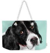 The Springer Spaniel Weekender Tote Bag