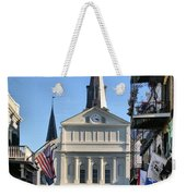 The St. Louis Cathedral Weekender Tote Bag