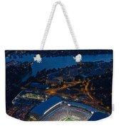 Husky Stadium At Dusk Weekender Tote Bag
