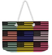 The Star Flag Weekender Tote Bag by Tommytechno Sweden