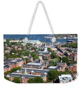 The State House Weekender Tote Bag