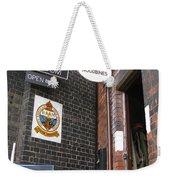 The Station Tea Room Weekender Tote Bag