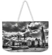 The Stavros N Niarchos London Weekender Tote Bag