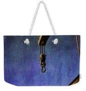 The Steam Crane Weekender Tote Bag