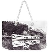 The Steamer Virginia V Weekender Tote Bag