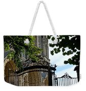 The Steeple And The Gate Weekender Tote Bag