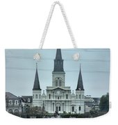 The St.louis Cathedral Weekender Tote Bag