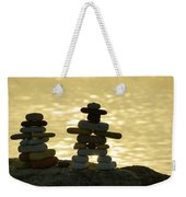 The Stone Couple Weekender Tote Bag