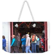 The Store Front Weekender Tote Bag