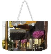 The Store Fronts Weekender Tote Bag