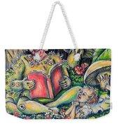 The Story Lady Weekender Tote Bag