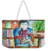 The Storyteller Weekender Tote Bag