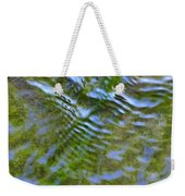 The Stream Weekender Tote Bag