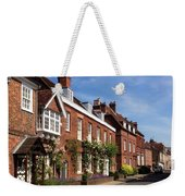 The Streets Of Winchester England Weekender Tote Bag