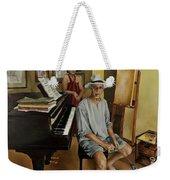 The Studio Weekender Tote Bag
