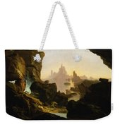 The Subsiding Of The Waters Of The Deluge Weekender Tote Bag