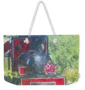 The Sugar Train Weekender Tote Bag