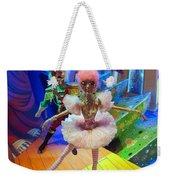 The Sugarplum Fairy Weekender Tote Bag