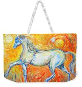 The Sun Horse Weekender Tote Bag